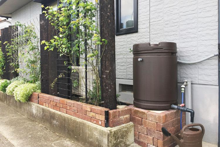 安全興業製雨水貯留タンク185リットル