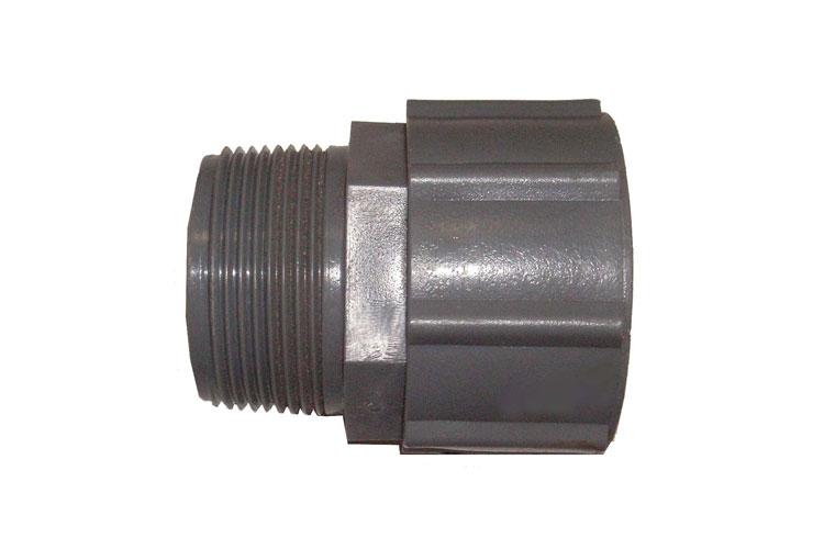 コダマ樹脂工業製タマローリータンク用部品1.5インチ(40A)ソケット