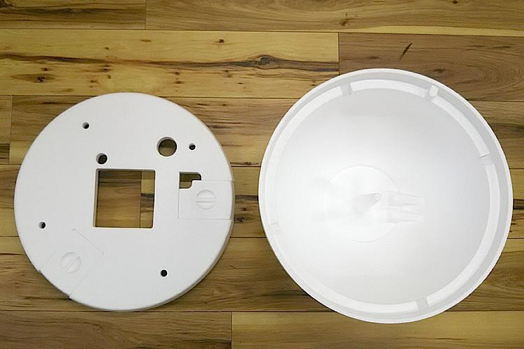 ホームハイポニカ601用部品 発泡部材セット