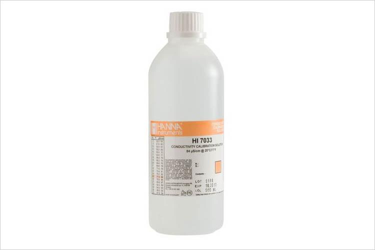 12.88ms/cm導電率標準液(EC)500ml