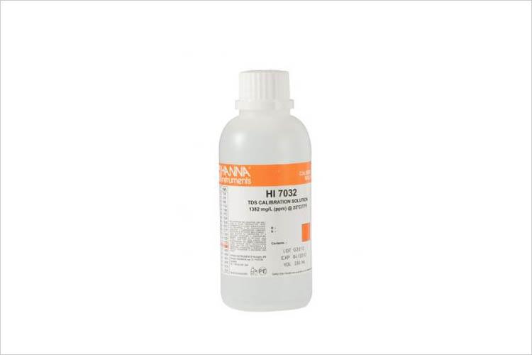 12.88ms/cm導電率標準液(EC)230ml