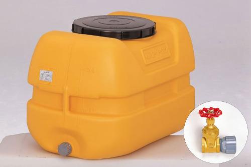 コダマ樹脂工業製タマローリータンク「1.5インチ(40A)バルブ」セット 型番LT-200