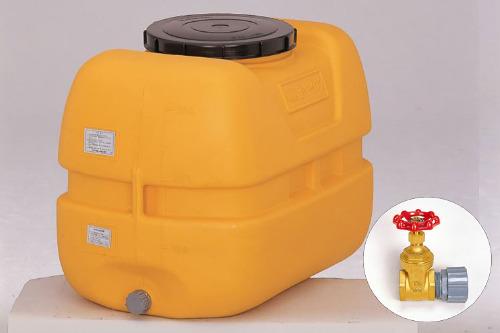 コダマ樹脂工業製タマローリータンク「1.5インチ(40A)バルブ」セット 型番LT-300