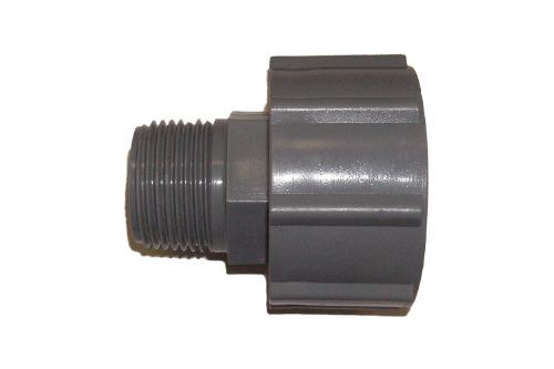 コダマ樹脂工業製タマローリータンク用部品1インチ(25A)ソケット