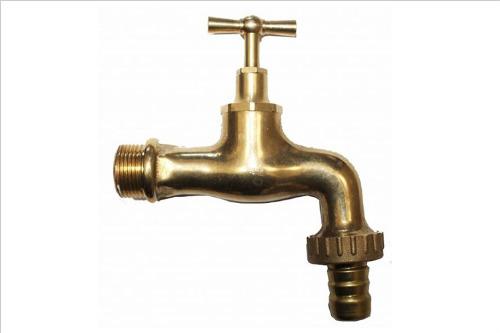 グローベン社製雨水タンク用蛇口コック(真鍮製)