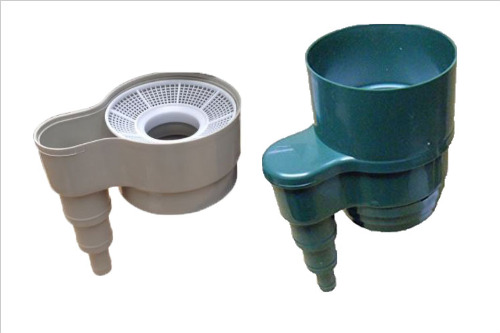 万能型フィルター付き集水器雨水コレクターMyHome Lite(マイホームライト)VP/VU75用