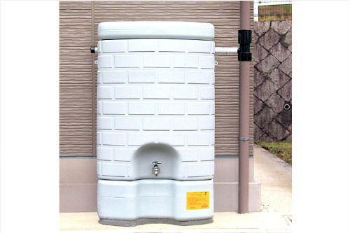 サンコー雨水タンク200リットル
