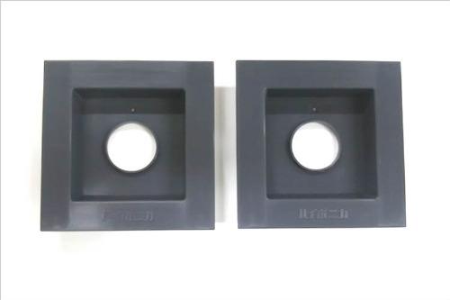 鉢カバー2個セット(ホームハイポニカ303・601用)