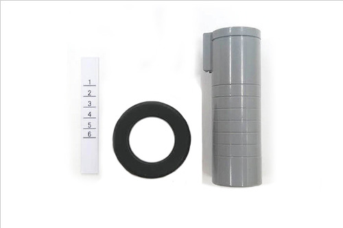 ホームハイポニカ303用部品 水位調節管一式 部品番号2-2
