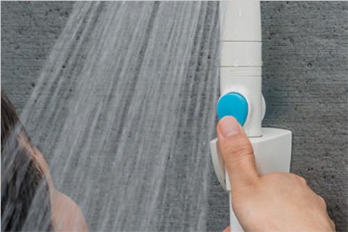 シャワーヘッド用ストップアダプター