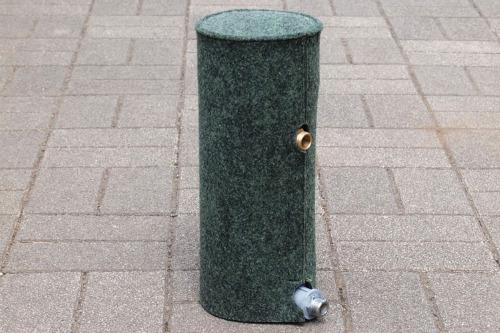 風大地プロダクツ製雨びつ専用自動かん水装置Aタイプ