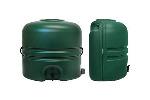 コダマ樹脂工業製ホームダムミニ110リットル(グリーン・丸ドイ用) 型番RWT110