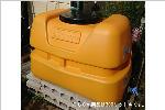 コダマ樹脂工業製タマローリータンク「1インチ(25A)バルブ」セット 型番LT-100