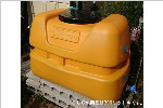 コダマ樹脂工業製タマローリータンク「ポリコック」セット 型番LT-200