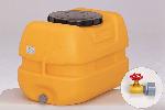 コダマ樹脂工業製タマローリータンク「1インチ(25A)バルブ」セット 型番LT-200