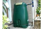 【雨水タンク】コダマ樹脂工業製 ホームダム250リットル グリーン 型番RWT250