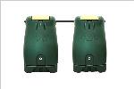コダマ樹脂工業製ホームダムダブル500リットル (グリーン・丸ドイ)型番RWT500