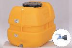 コダマ樹脂工業製タマローリータンク500リットル「ポリコック」セット 型番LT-500
