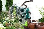 ミツギロン製雨水タンク80リットル