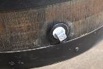【雨水タンク】 バレルプロダクト製 ウィスキー樽 アクアヴィテホワイトオーク180リットル 丸ドイ用