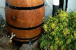 ワイン樽アントワネット230リットル